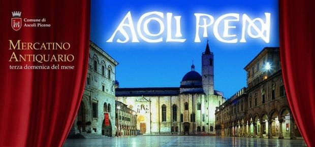 Mercatino Antiquario Ascoli Piceno